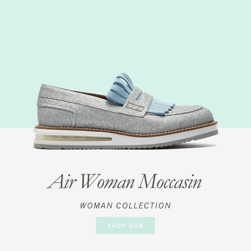 Air Woman Moccasin