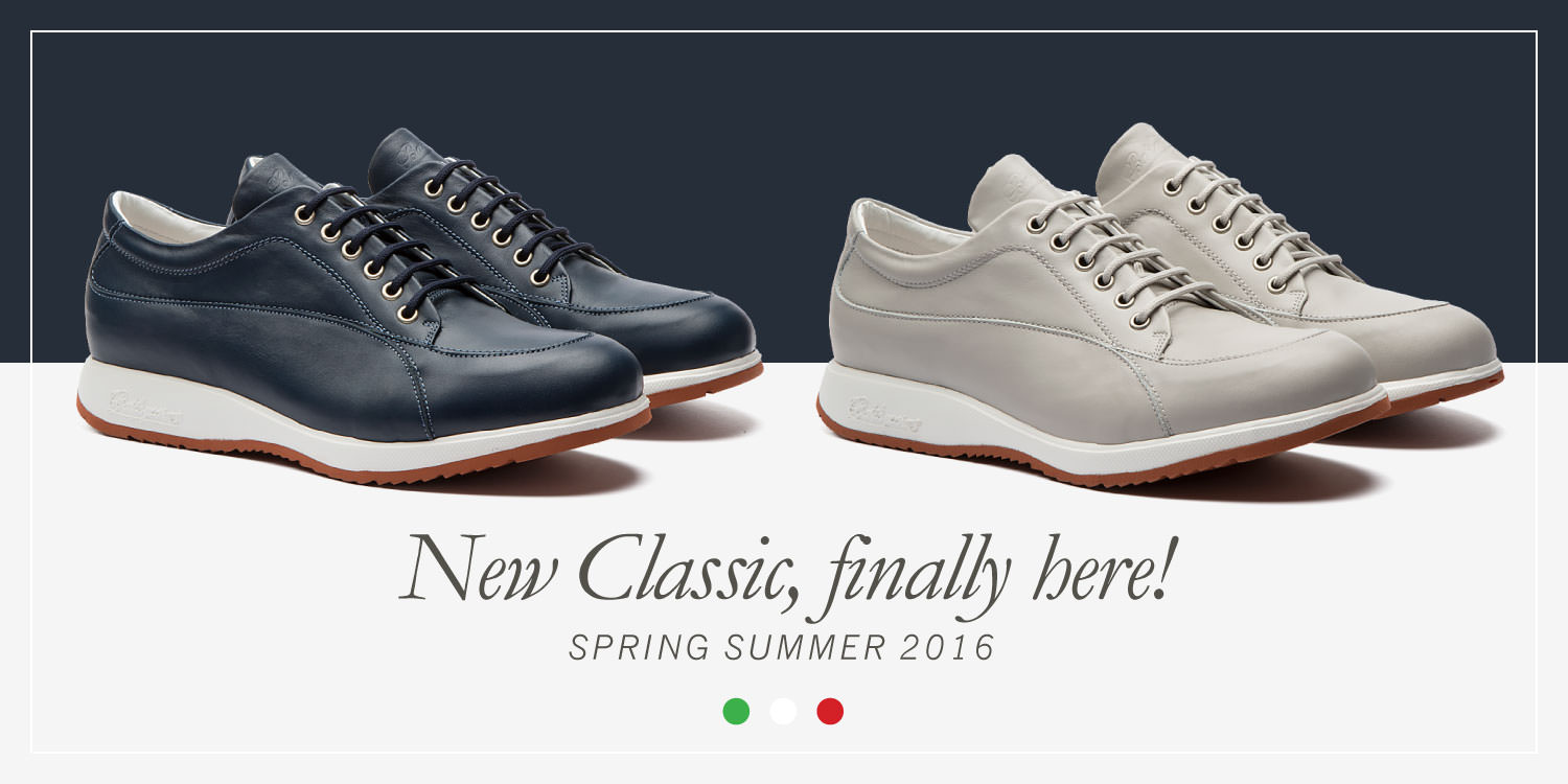 New Classic Leather