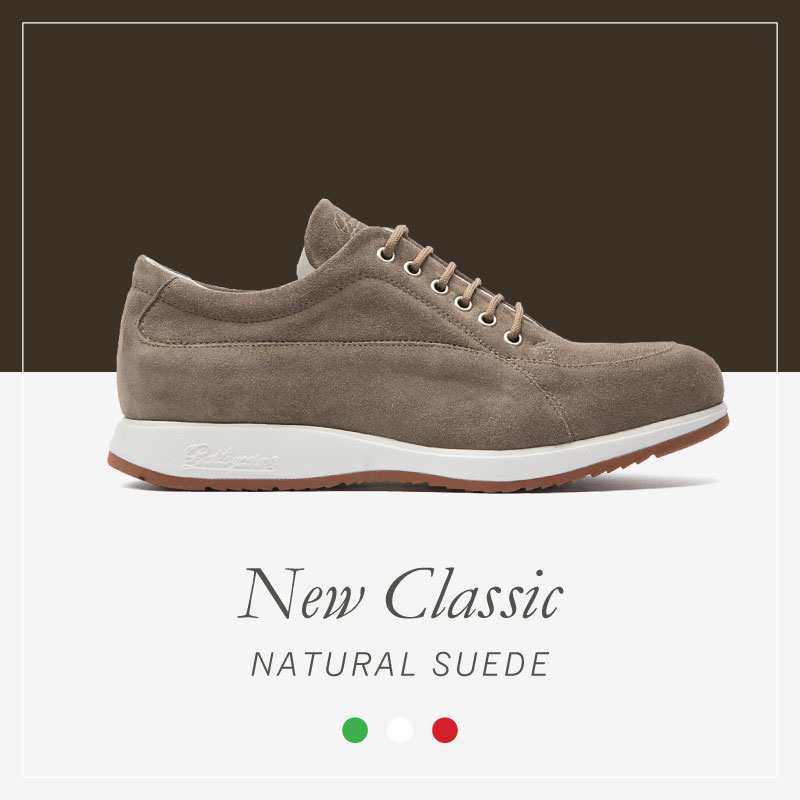 New Classic Suede