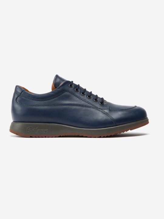 New Classic Blue Leather