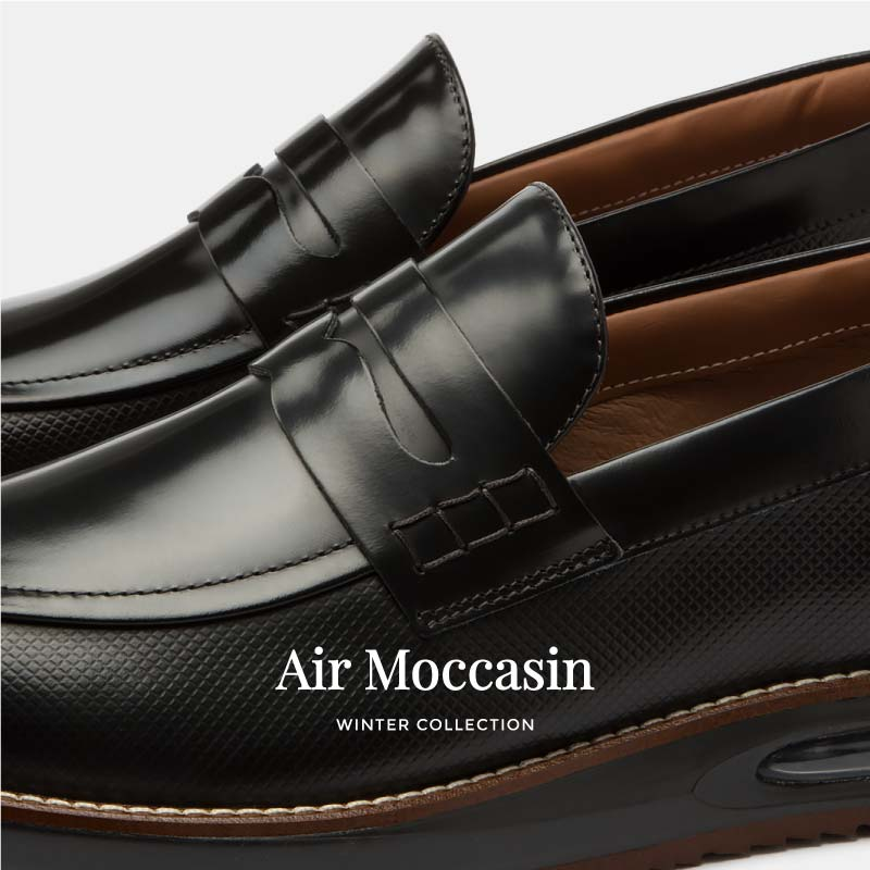 Air Moccasin