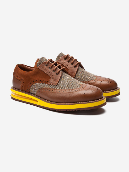 Air Brogue Brown Spencer