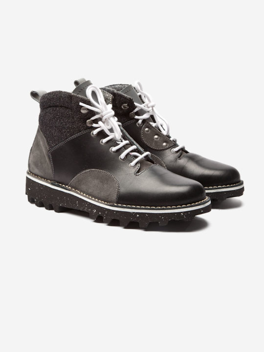 Hike Boot Black