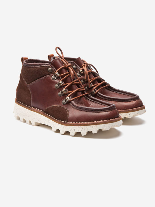Hike Mocca Boot Brown