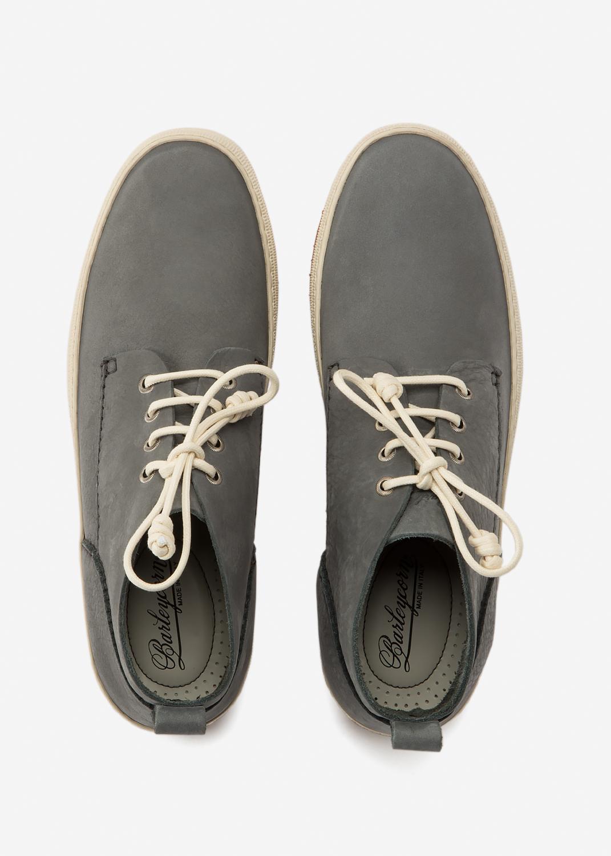 Classic 781 Nabuk Dark Grey