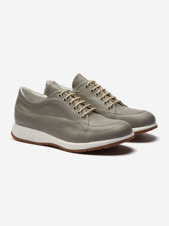 New Classic Grey Leather