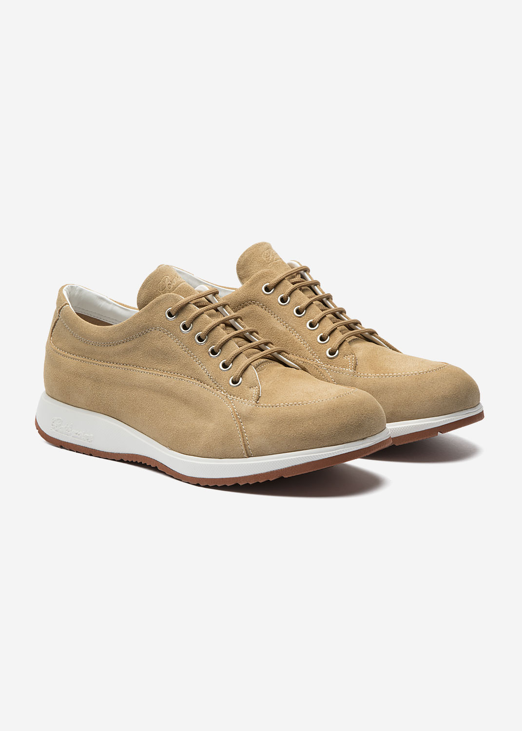 New Classic Sand Suede