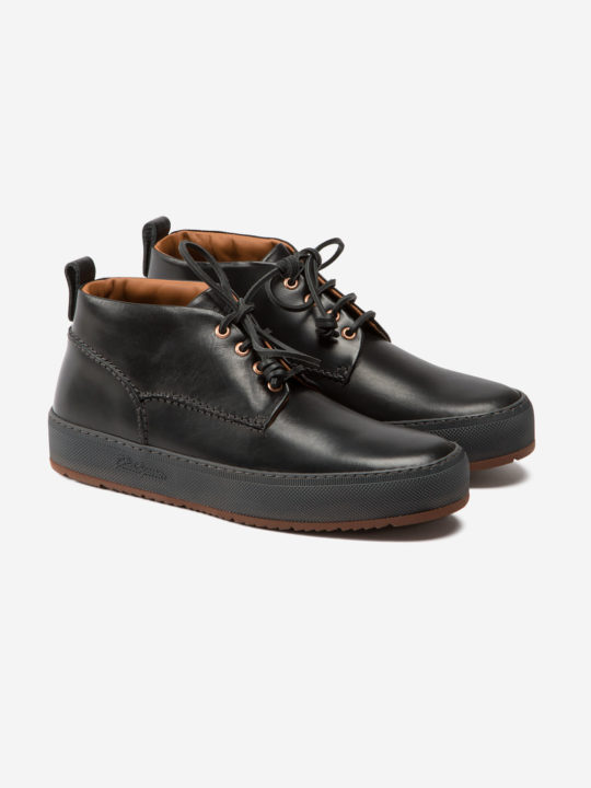 Classic 781 Black Leather