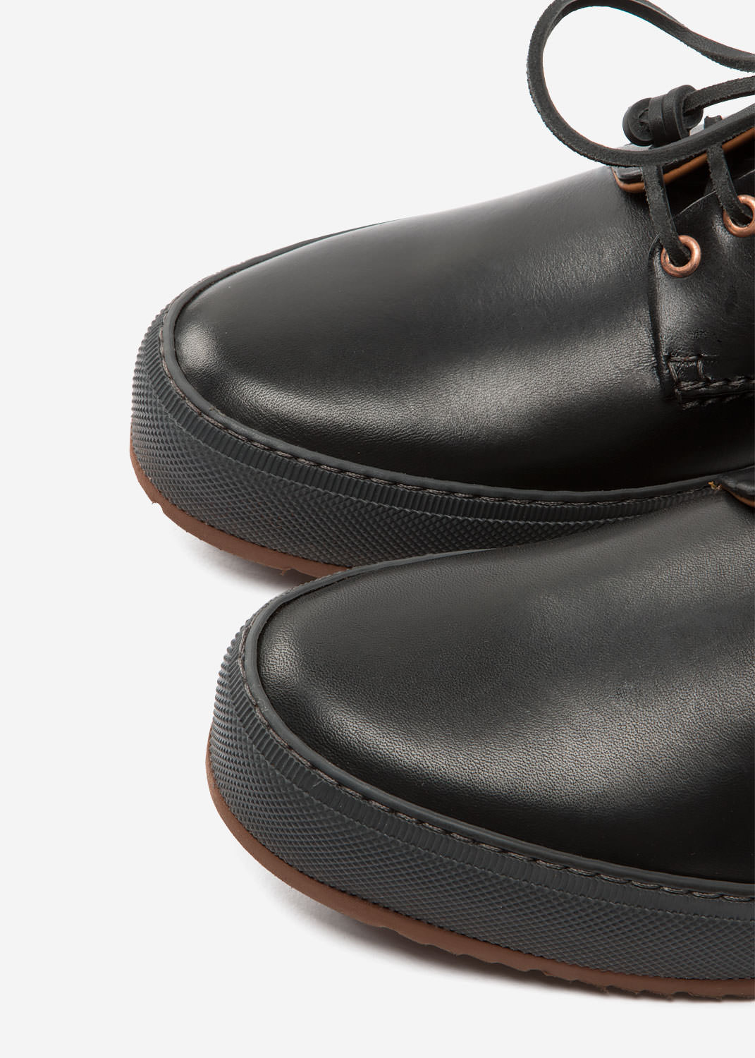 Classic 781 Black Leather