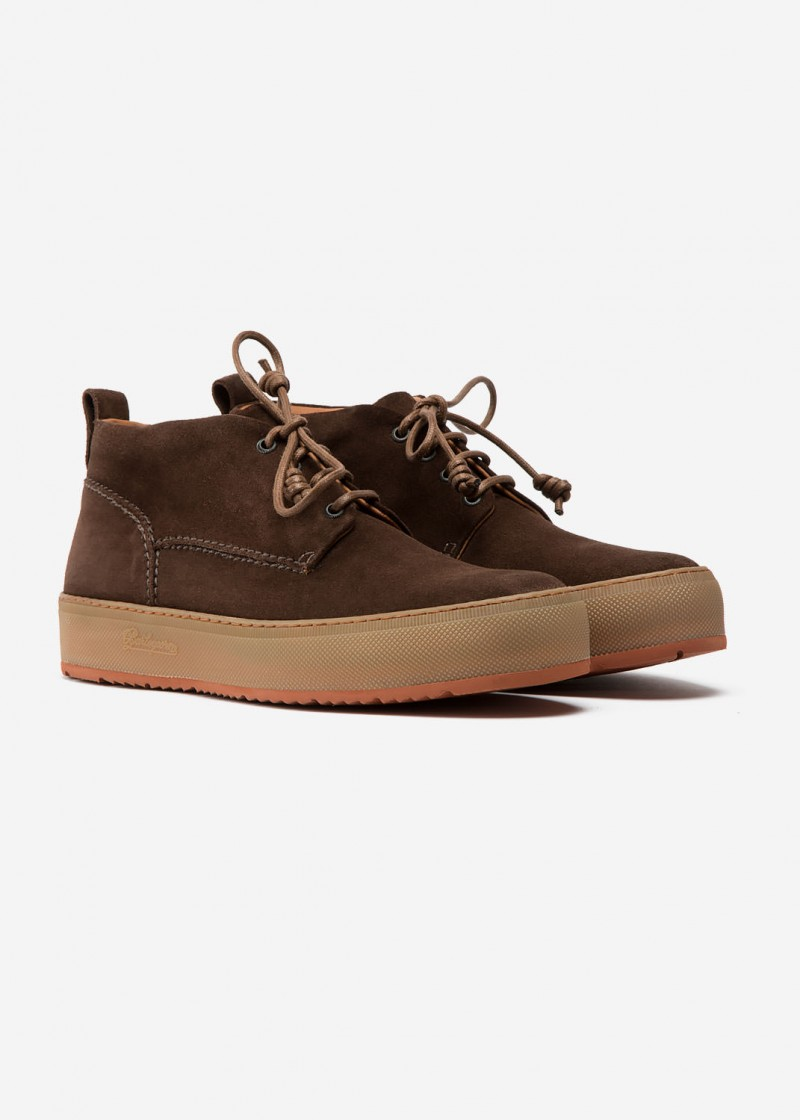 Classic 781 Coffee Suede