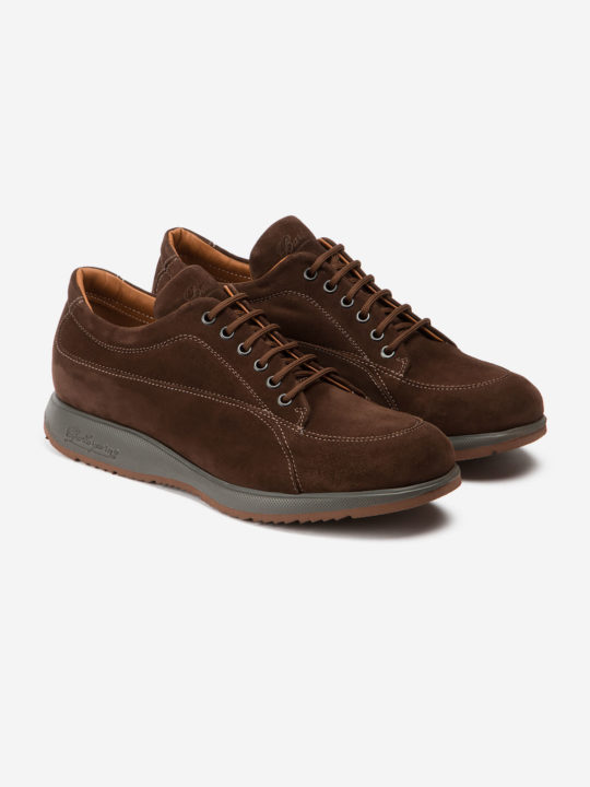 New Classic Coffe Suede