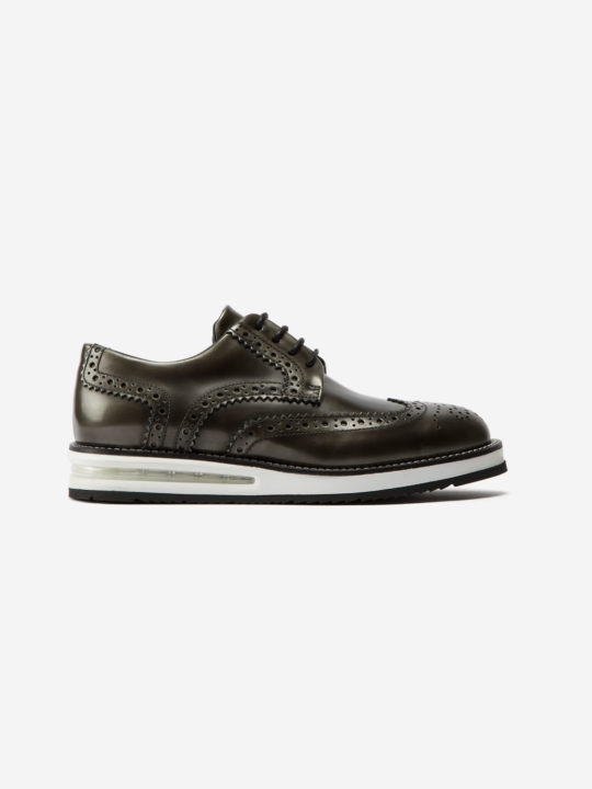 Air Brogue Pearled Grey