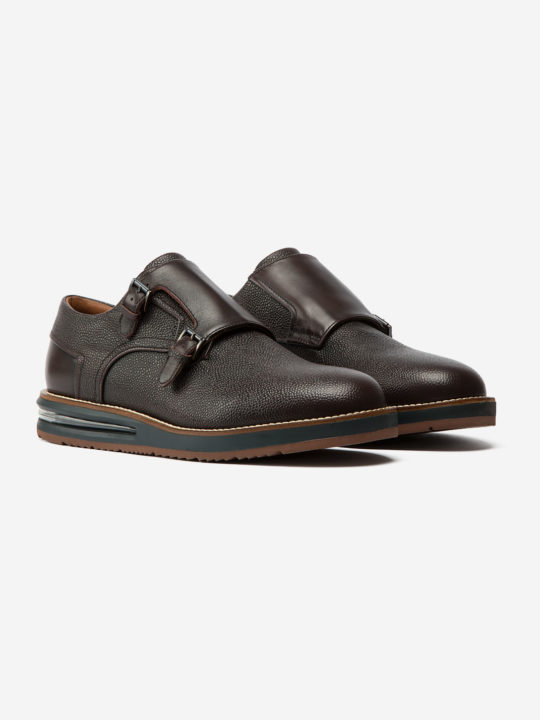 Air Monk Strap Ruby