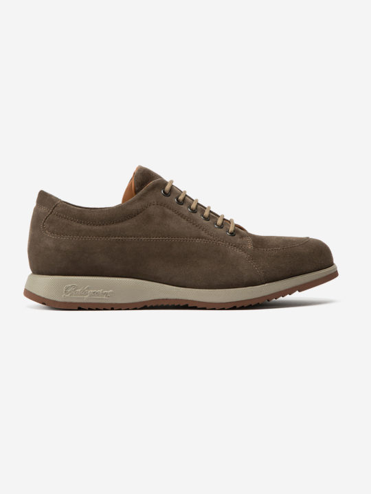 New Classic Mud Suede