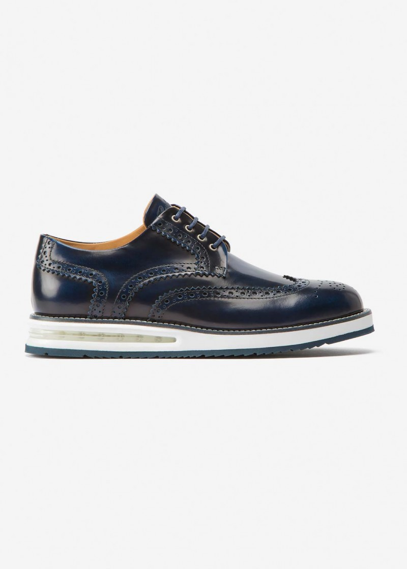 Air Brogue Cobalt