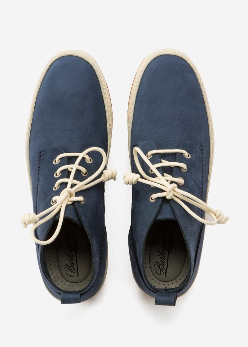 Classic 781 Blue Nabuk
