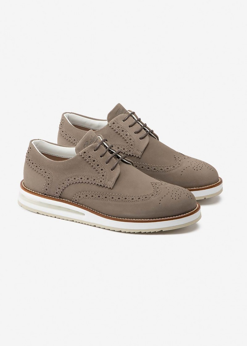 Air Brogue Dust Suede