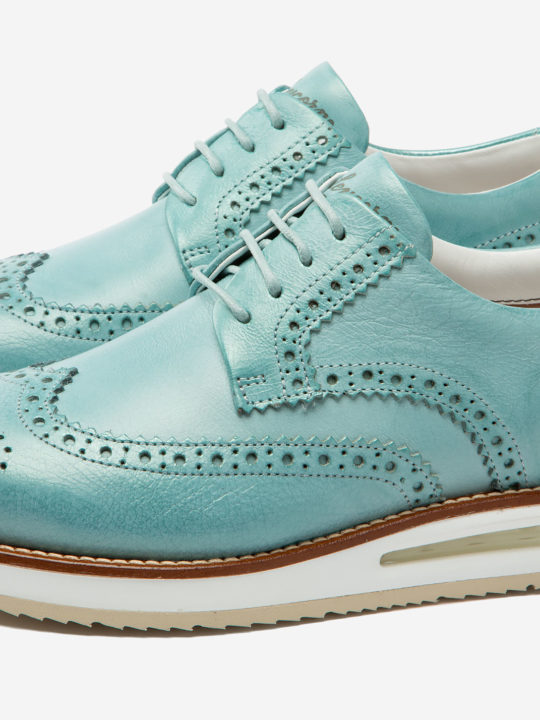 Air Brogue Woman Sky