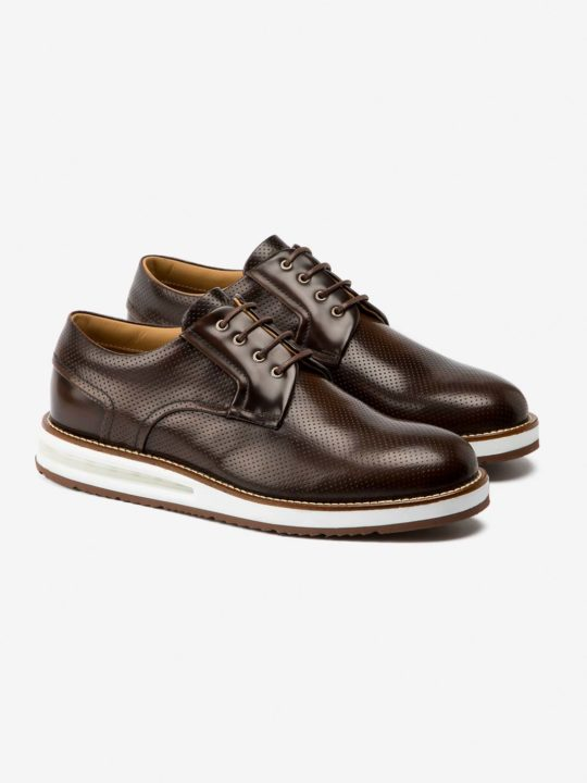 Air Derby Choco Leather