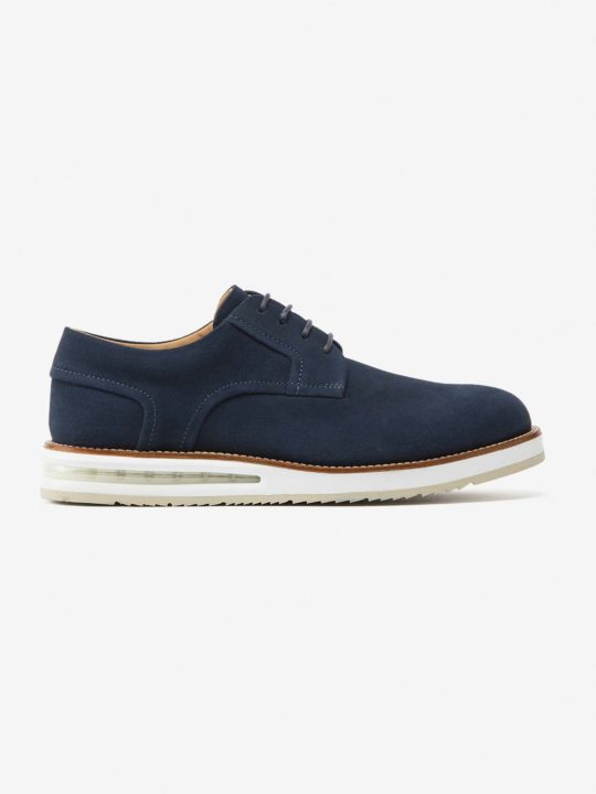 Air Derby Blue Suede