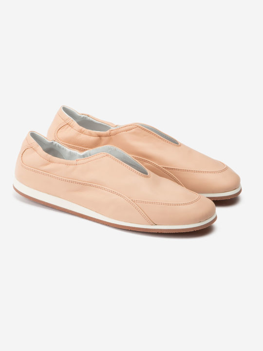 Mita Pink Nappa Leather