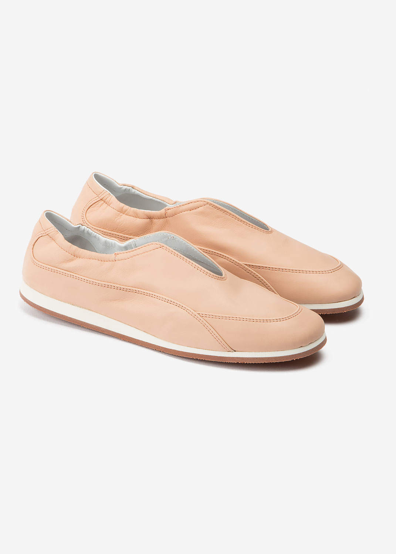 Mita Pink Nappa Leather
