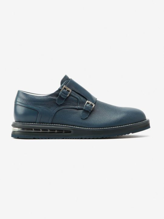Air Monk Strap Blue