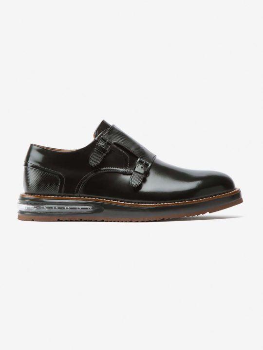 Air Monk Strap Black