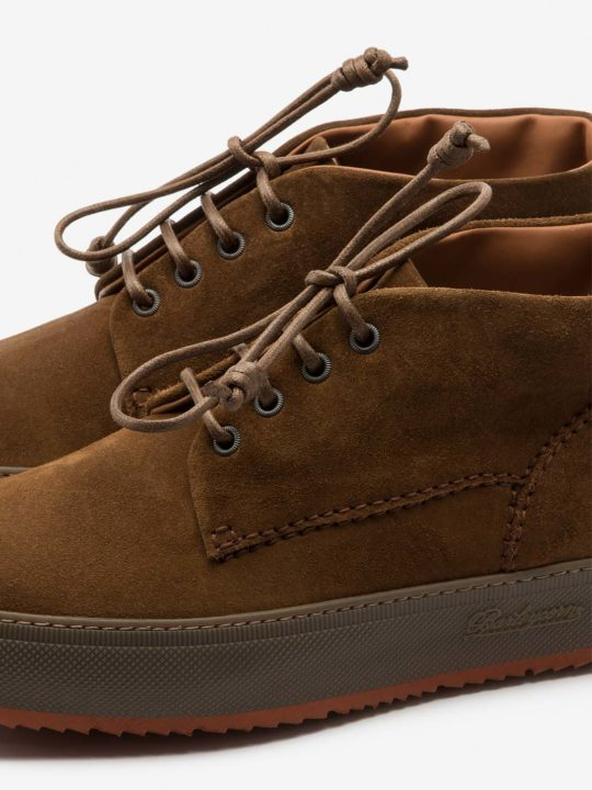 Classic 781 Brown Suede