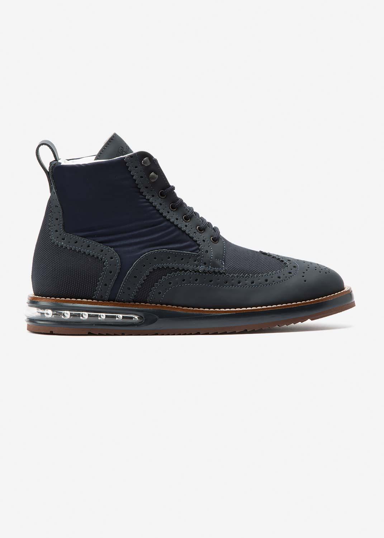 Air Boot Blue