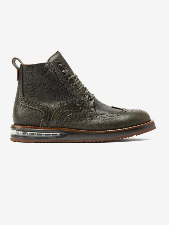Air Brogue Boot Army