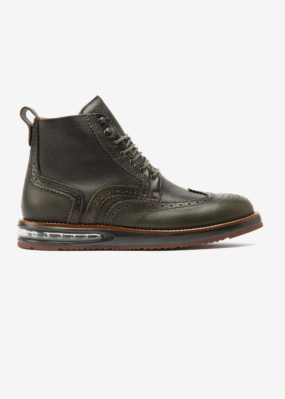 Air Brogue Boot Army