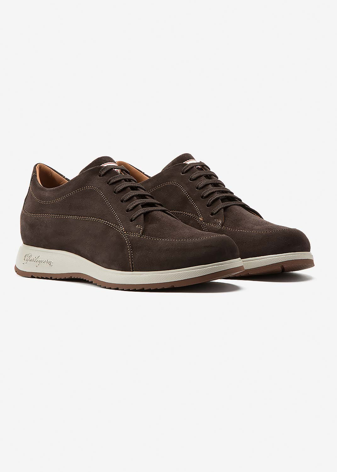 New Classic Choco Suede