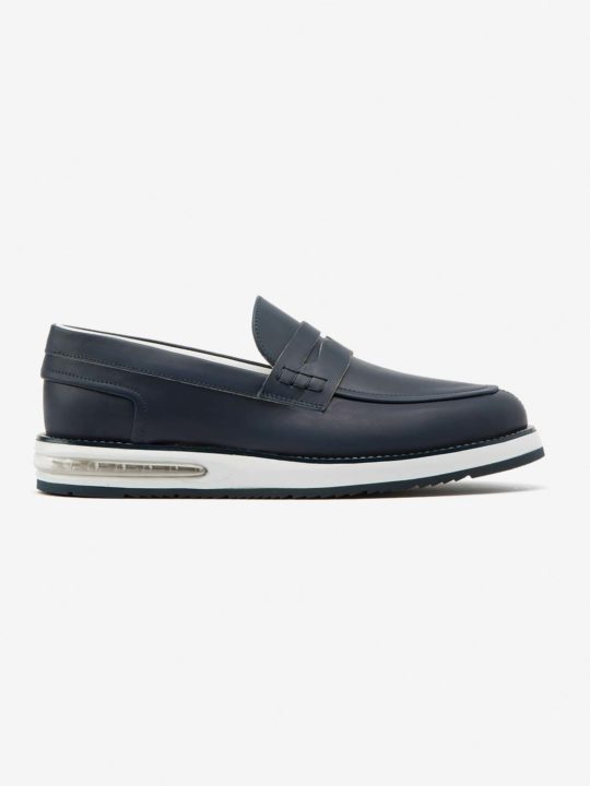 Air Moccasin Blue Délavé
