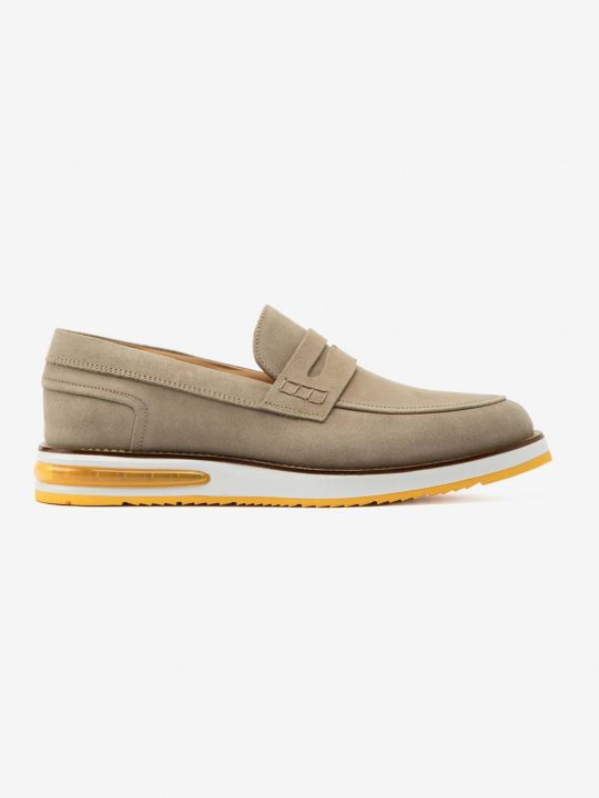 Air Moccasin Beige Suede