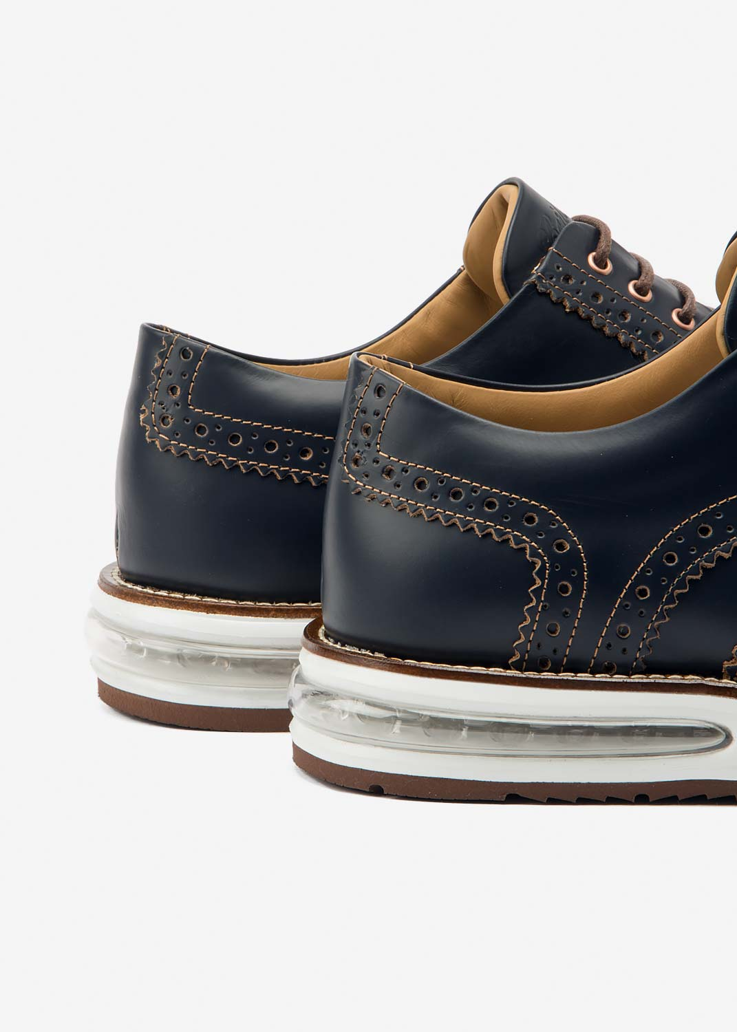 Air Brogue Heritage Blue