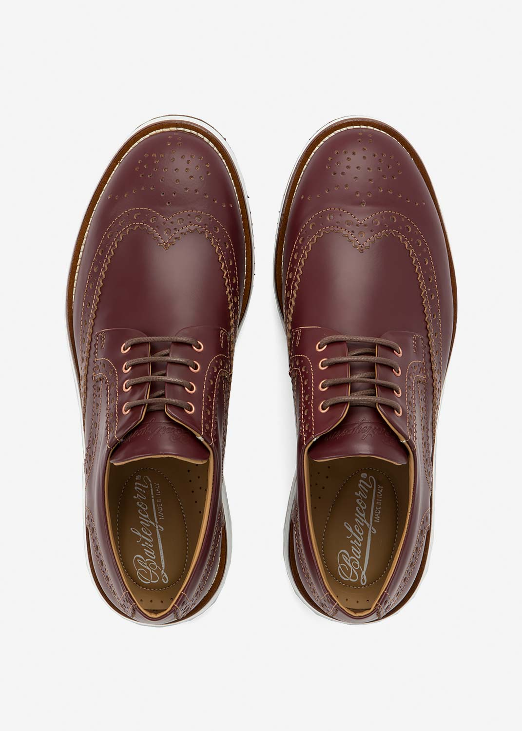 Air Brogue Heritage Ruby