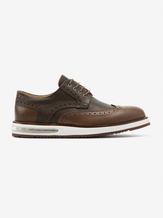 Air Brogue Grain Brown
