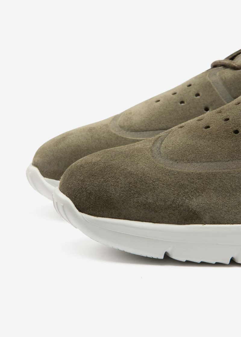 Air Grecale Army Suede