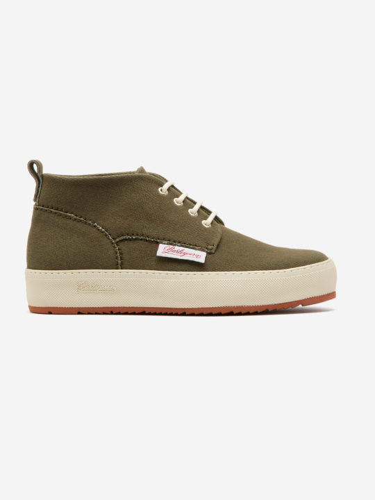 Classic 781 Army Canvas