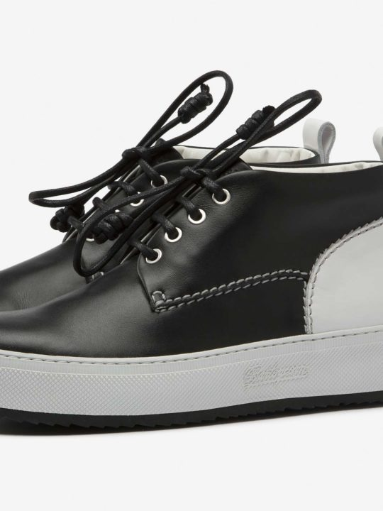 Classic 781 Woman Black Leather