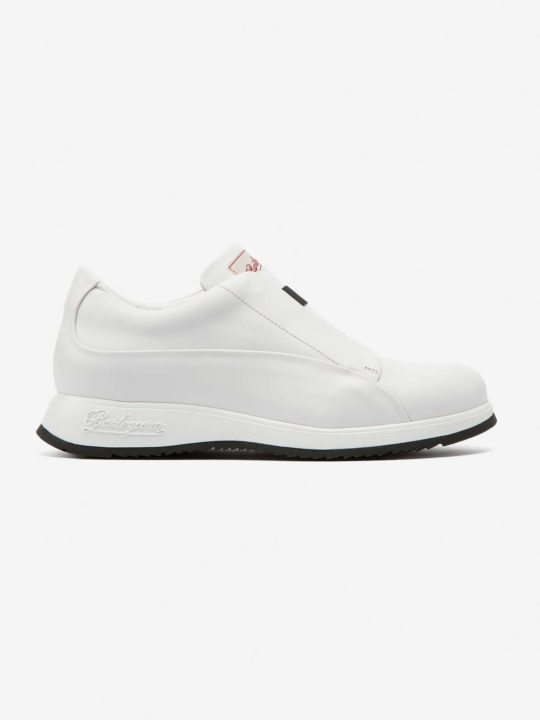 New Classic Woman Slip On White