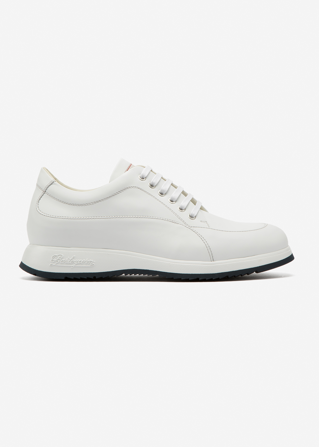 New Classic White Leather
