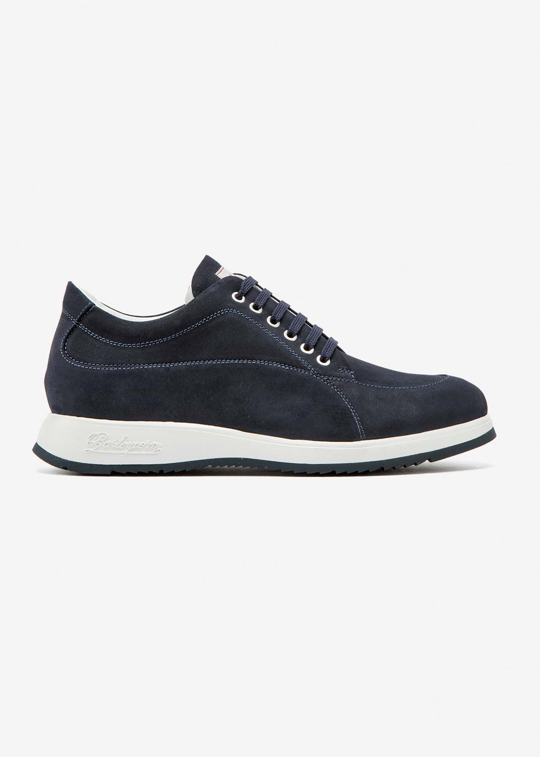 New Classic Blue Suede
