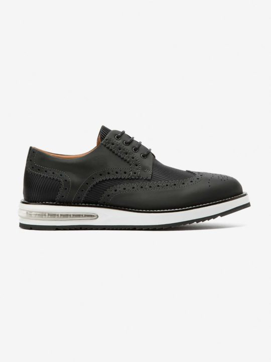 Air Brogue Tech Black