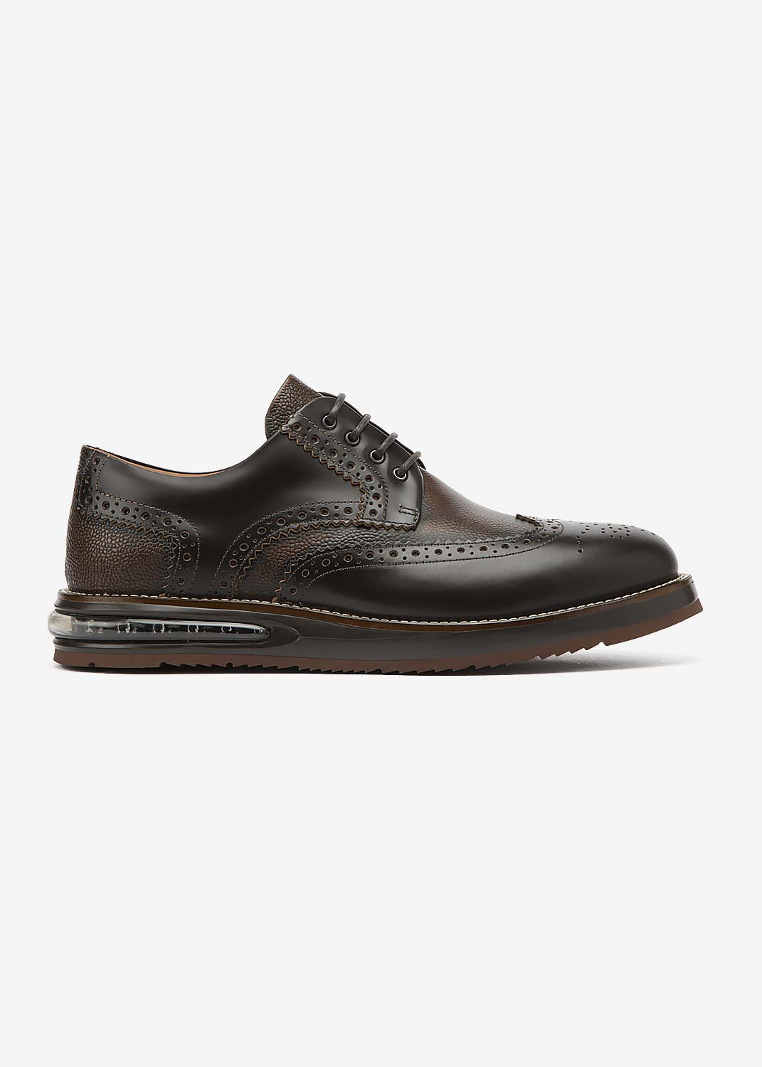 Air Brogue Choco Grain