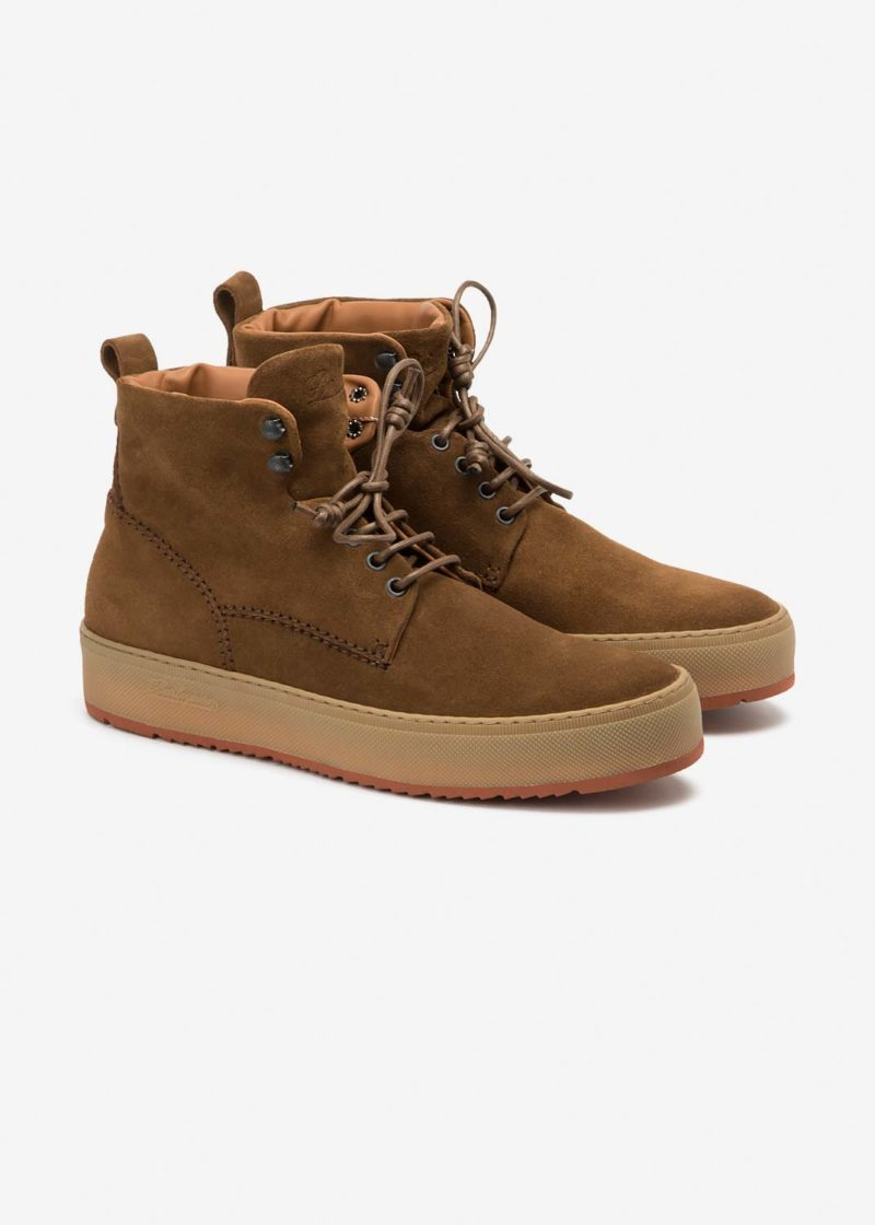 Classic 781 Boot Brown Suede