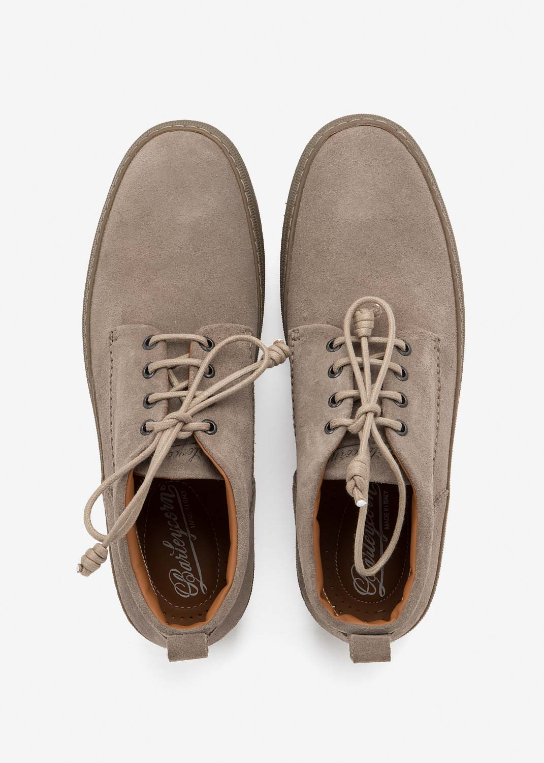 Classic 781 Grey Suede