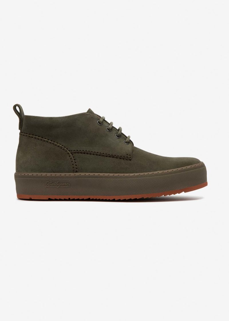 Classic 781 Army Suede