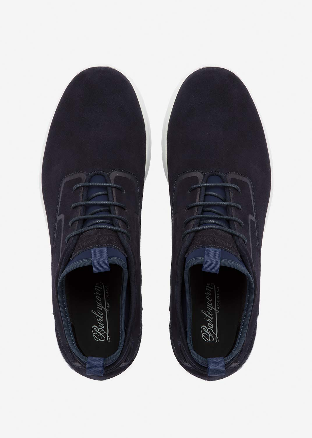 Air Grecale Blue Suede